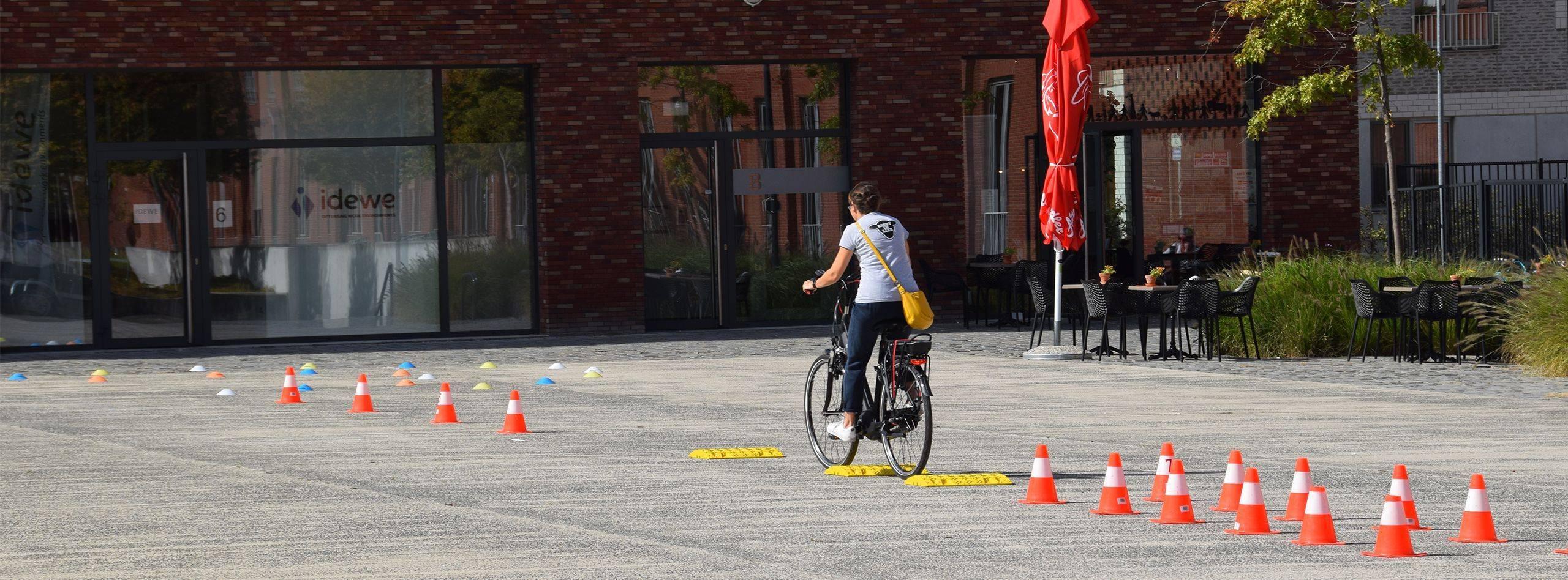 Veiligheid Speedbike - Cyclis Team - Bikeleasing